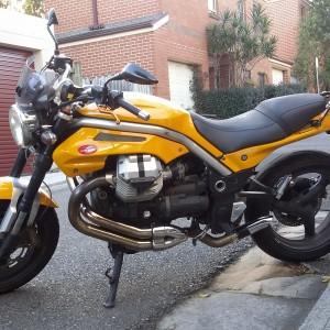 2006 Moto guzzi griso 1100-2